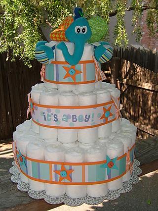 Kristina's Diaper Cake_JP