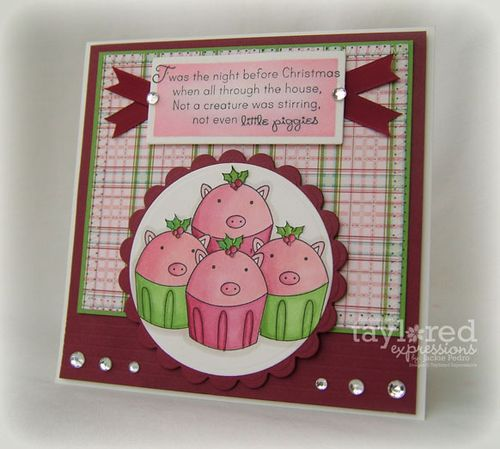 TESC88-Little-Christmas-Pig
