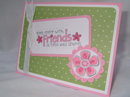 stampin up cards. from Stampin#39; Up! I think